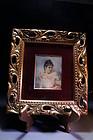 Superb 19th C. Miniature Portrait Paintings.