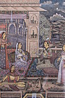 19th c. Indo/Persian Miniature Painting/Manuscript page