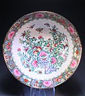 Chinese Famille Rose Porcelain Bowl,