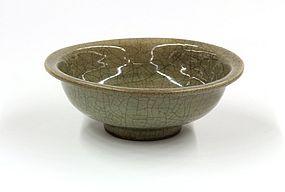Chinese Guan-style Bowl,