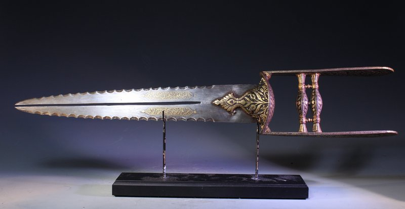 17th/18th C. INDIAN KATAR DAGGER,