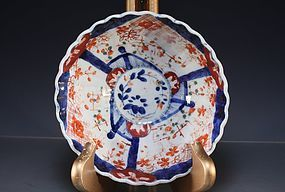 19TH C. Japanese Enamel Porcelain Tobacco Bowl,