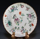 Fine Chinese Enameled Porcelain Bowl.