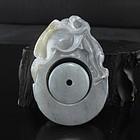 Chinese Natural Hetian Jade Pendant. Beast.