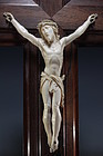 19th C. French Crucifix.