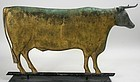 Antique cow weathervane - Cushing and White