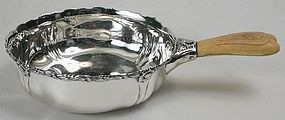 Tiffany and Co. Chrysanthemum sterling silver porringer