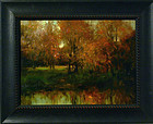 Dennis Sheehan painting - Fall Afternoon