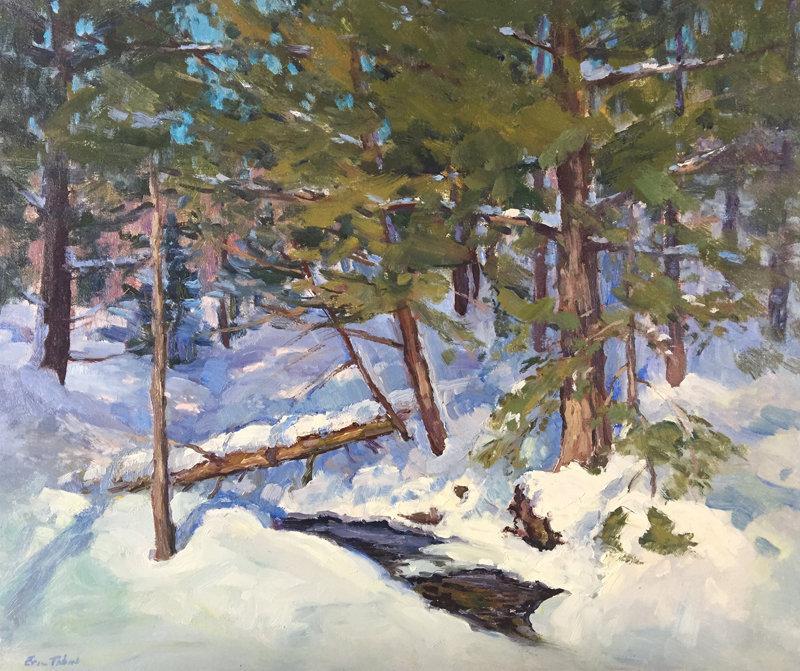Eric Tobin Painting