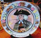 Royal Doulton collector's plate - The Parson - Professionals series