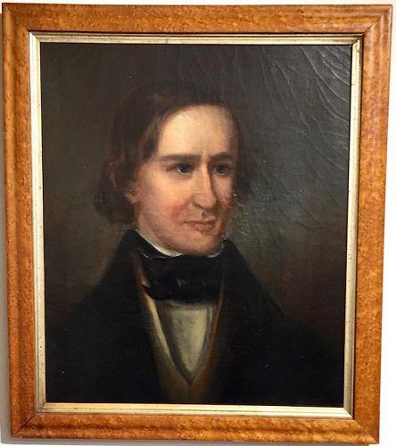 Portrait of Dr. Ephraim J. Bee, Warship 'Ohio' surgeon