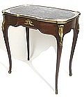 French Louis XV style lady's writing table/ desk