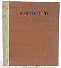 Dartmouth by A. Ralph Steiner, his first book of photos