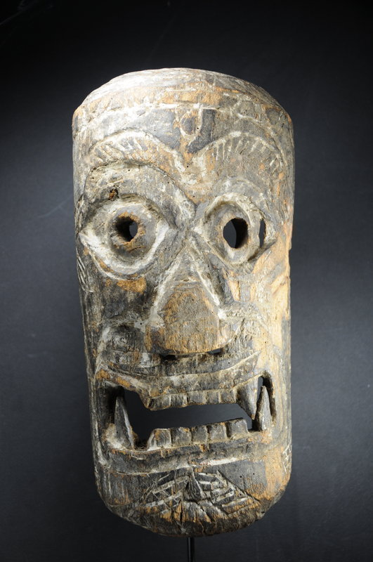 Important Himalayan Mask, 18th C.