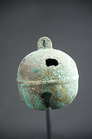 Carriage Bell, China, Han Dynasty