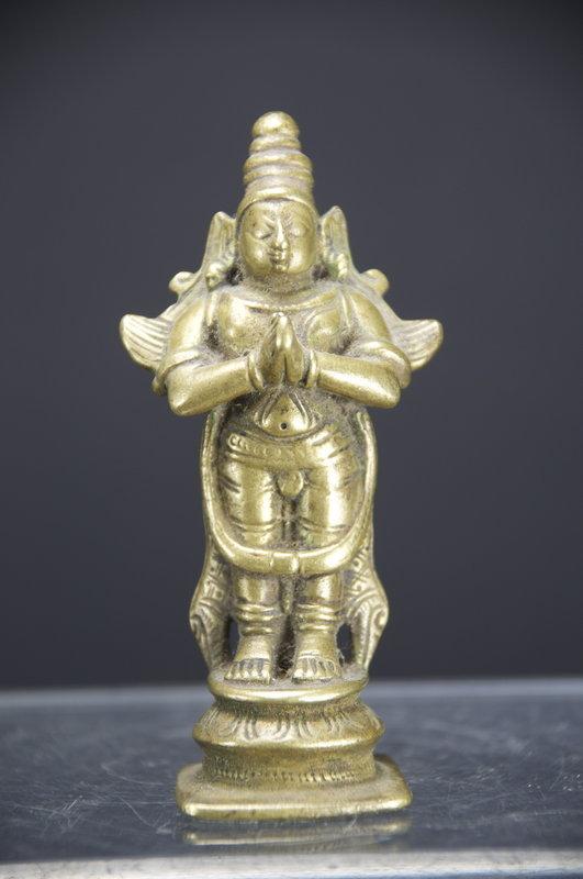 Statue of Hanuman, India, 19th C.