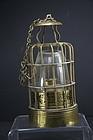 Opium Lamp, China, 19th C.