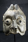Demon Mask, Nuo Theater, China, Early 19th C.