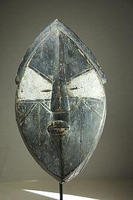 Lwalwa Mask, D.R. Congo (ex. Zaire)