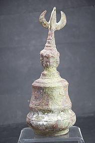 Buddhist Ritual Bell, Indonesia, Ca. 15th/16th C.