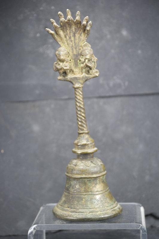 Ritual Bell, India, 18th C.