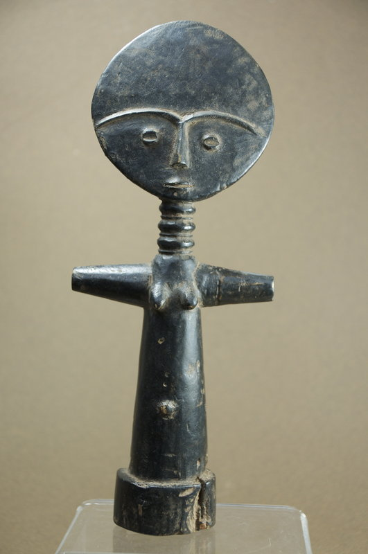 """Akuaba"" Fertility Doll, Ashanti Ethnic Group"