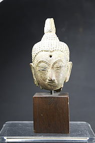 Head of Buddha, Thailand, Nan Chao Kingdom