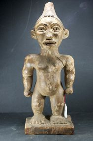 Important Female Figure, Yombe Peoples