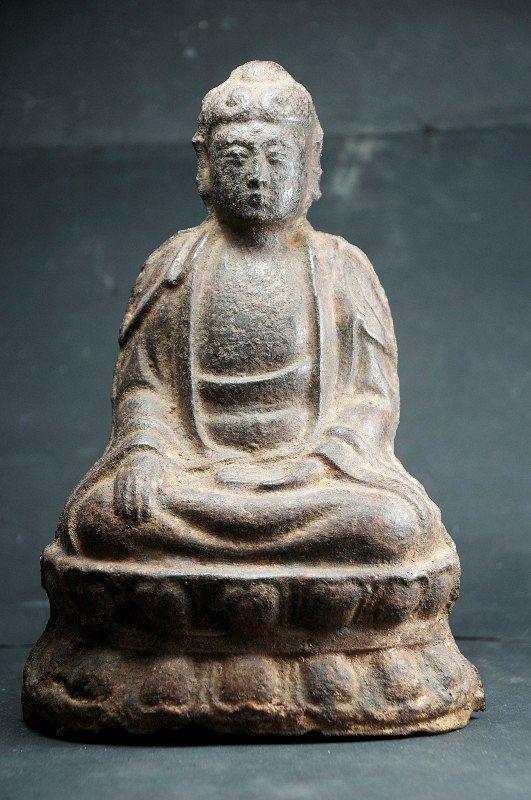 Statue of Buddha Sakyamuni, China, Yuan Dynasty