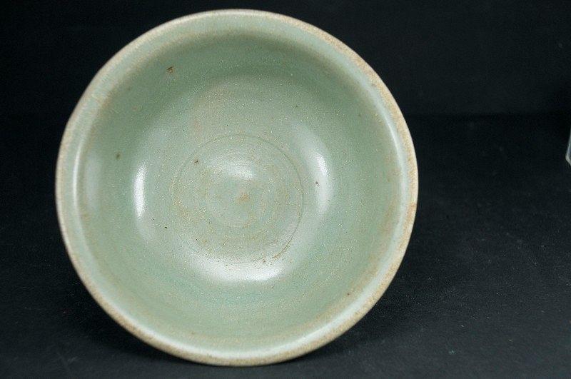 Celadon Ceramic Bowl, China, Qing Dynasty
