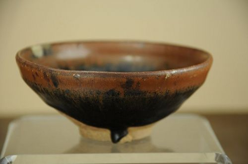 Tenmoku Bowl, China, Song Dynasty