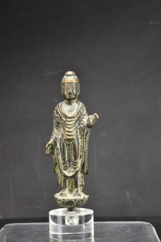 Small Statue of Buddha, China, Tang Dynasty