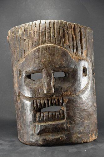 Himalayan Mask, Rare Shape