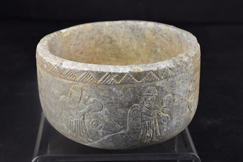 Steatite Bowl, Indus Valley Civilisation
