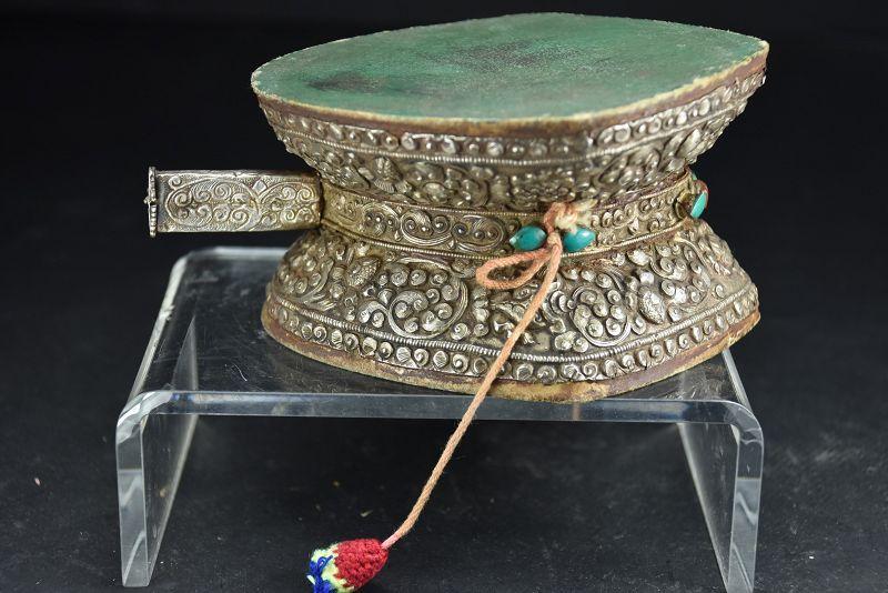 Ritual Drum, Tibet, 19th C.