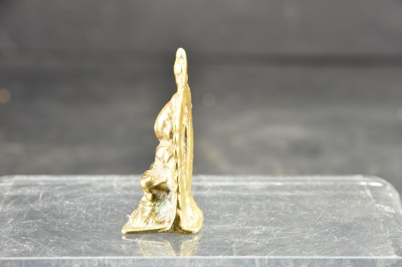 Miniature Altar Dedicated to Goddess Annapurna, Ca. 17th C.