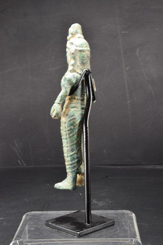 Statue of a Bodhisattva, Gandhara, Ca. 3rd C.