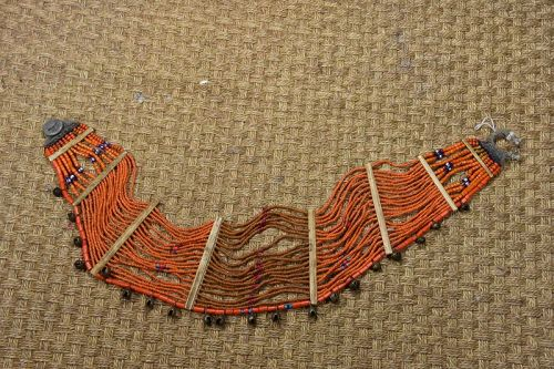 Important Pectoral Necklace, Naga Tribes, India