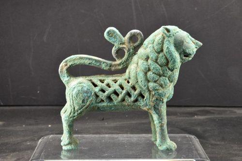 Bronze Censer, Bactria & Margiana Civilisation, 3rd to 2nd Millenium