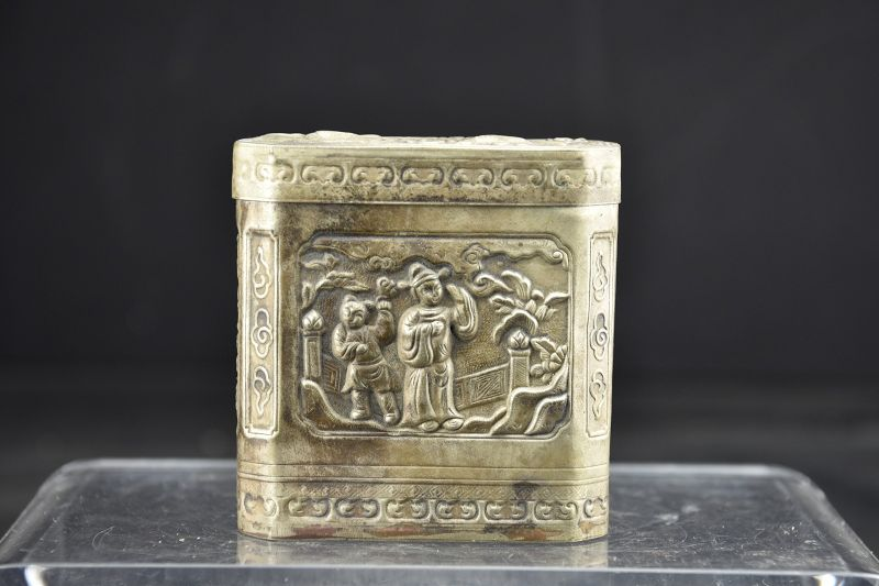 Fine Opium Box, China, 19th Century