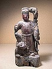 Statue of the God of Medicine, China, Ming Per.