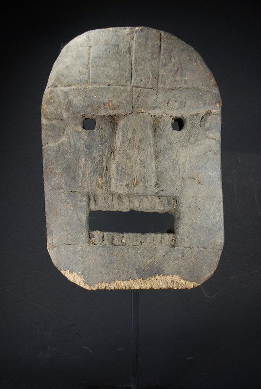 Rare Himalayan Mask, Early 19th C.