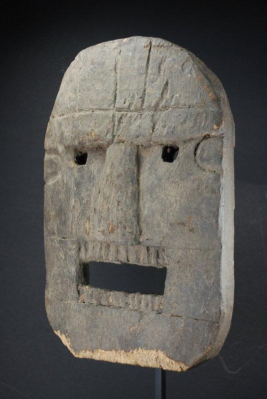 Rare Himalayan Mask, Early 19th C.