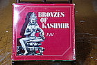 Bronzes of Kashmir, by P. Pal