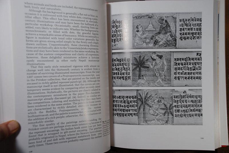 Buddhist Book Illuminations, by P. Pal