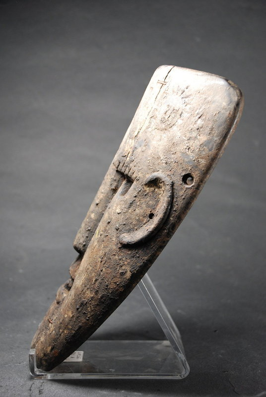 Very Old Himalayan Mask