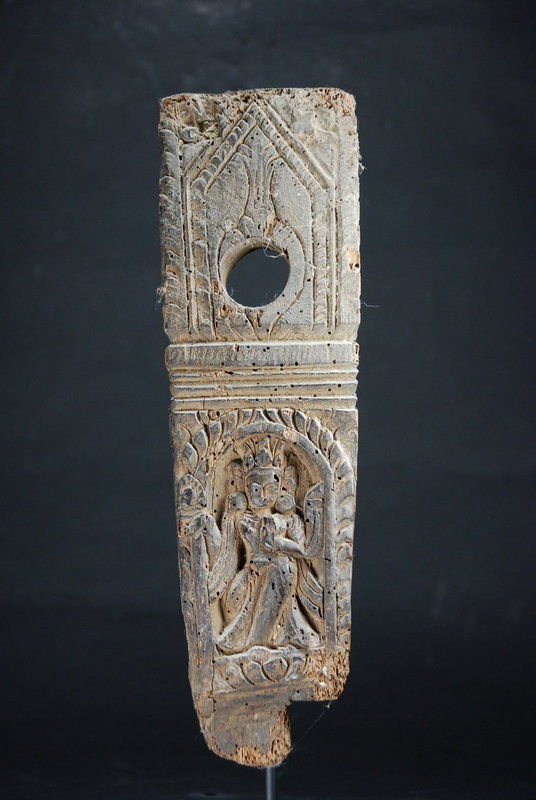 Small Wood Relief 1, Nepal, 17th C.
