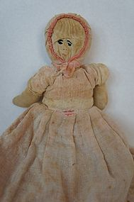 Antique topsy Turvy BABY doll  the first one I have had