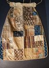 "18"" patchwork sewing pocket with great calico fabrics 1820"