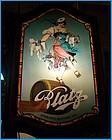 1980s Blatz Beer Lit Sign